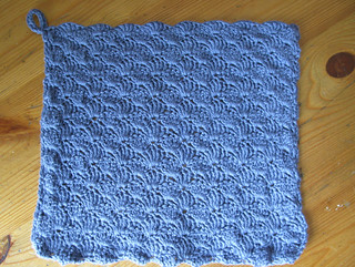 Ravelry Pretty Amp Simple Crochet Face Cloth Pattern By