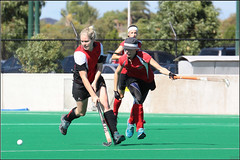 2 Womens 1 v 2 Redbacks (36) (Chris J. Bartle) Tags: womens rockingham 1s redbacks 2s