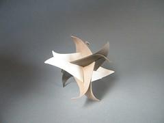 Simple Planar - Ekaterina Lukasheva (Rui.Roda) Tags: origami modular simple papiroflexia planar ekaterina lukasheva
