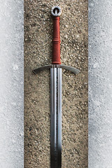Iron Academy 9 (Cedarlore Forge) Tags: irish art leather bronze fire iron pattern hand steel smoke traditional knife progress craft folklore legendary norwegian fantasy lapland sword copper historical nordic celtic knives dagger blacksmith forge coal swords saga brass damascus mythology sculptures blades forged artisan weapons heroic nord anvil oldworld spear welded pilgrims norse artistry wrought metalsmith nordland mythic folktale tooled bladesmith seax smote sver svord lngsvrd cedarlore
