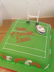 Rugby Birthday