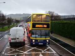 (turgidson) Tags: road ireland dublin 3 cold bus wet public up weather lens four lumix prime flooding chaos traffic g transport bad picasa panasonic h micro pancake 20mm publictransport jam wicklow backed asph bray dmc thirds severe deluge atha inclement coras dublinbus eireann cie f17 m43 primelens gh2 45a boghall boghallroad mirrorless busathacliath lumixg corasiompaireireann picasa3 iompair microfourthirds p1120321 20mmf17 20mmf17asph panasonic20mmf17asph panasonicgh2 panasoniclumixdmcgh2 claith