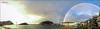 Donosti Over the Rainbow (_Hadock_) Tags: city iris sunset sea wallpaper sky naturaleza sun sol apple nature glass rain arcoiris de island bay mar google rainbow san ipod sebastian background creative 8 commons ciudad screen full paseo bow bahia hd 20 puesta donosti arco isla eight fondo nuevo playas donostia 4s pantalla joven años iphone guipuzcoa saver gipuzkoa cantabrico ipad walpaper efect igueldo urgul comons fallece windwosw