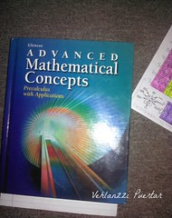 Advanced Mathematical Concepts - pre Calculus (VehlanzziPuertar) Tags: math mathematics calculus mathematical advanced concepts vehlanzzipuertar