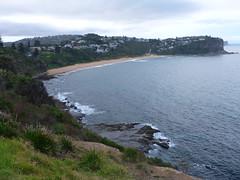Bungan Beach (Chance Pics) Tags: cliff beach walk sydney bungan greatcoastalwalk