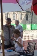 Nivelles-1juin 2009 071 (Patrick Williot) Tags: bw mr elections campagne 2009 brabant mouvement wallon rgion reformateur