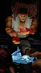 Ryu Vs. Akuma (advocatepinoy) Tags: toys play display action arts geeks nerds animation marvellegends squareenix drama ryu streetfighter capcom shoryuken neca akuma gouki hadouken streetfighter2 sf4 toyphotography nerdrum marvelselect acba shingouki playerselect streetfighter4 satsuinohadou ryustreetfighter akumastreetfighter playartskai dominicdimagmaliw advocatepinoy advocate928 filipinocollector advocateproductions