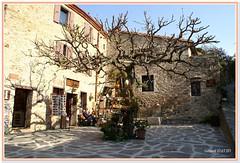 Castelnou 3/15 (FauxK@L (Thanks for your comments)) Tags: france po mesplusbellesphotos plusbeauxvillagesde