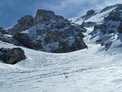 Scialpinismo Majella - Rava del Ferro