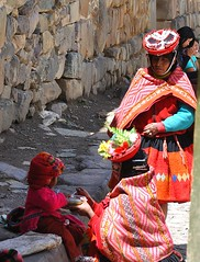 lunch time (sfPhotocraft) Tags: peru southamerica inca native 2013