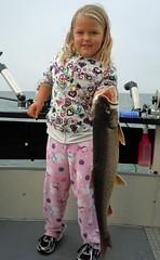 little girl fish (hookertoo) Tags: fishing nikon best hhc august2012 happy2012