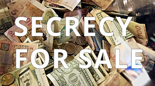 Secrecy for Sale