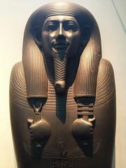 Schist sarcophagus-lid of the Vizier Sisebek (tedesco57) Tags: london museum ancient egypt british schist vizier sisebek sarcophaguslid