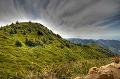 Santa Ana Mountains (nebulous 1) Tags: 330 explore april6 2013 santaannamountainsmountainshillsnaturelandscapelayerscloudsnikonnebulous1