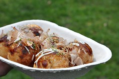 (Trails of Bread Crumbs . co) Tags: food vancouver japanese takoyaki zipang picmonkey:app=editor