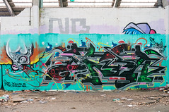 La Fabrica - 36 (r2hox) Tags: graffiti urbanart santiagodecompostela arteurbano abandonedspaces