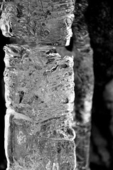 icicles (Paigemiddphoto) Tags: winter england sky blackandwhite bw white snow abstract black cold love ice nature water closeup clouds contrast landscape photography photo nikon close zoom wildlife melt geotag far icicles d90 nikond90