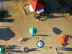 Turquoise (bSlaney) Tags: from above brazil kite praia beach rio brad brasil easter de photography grande photo interesting do view angle image weekend turquoise aerial kap fin rs semana sul torres pascoa slaney ocea guarita 2013 abovce