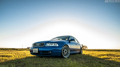 Kevin's S4 (J Howat Media) Tags: lighting blue photography nikon media photographer euro low sigma automotive led turbo b5 audi lowered s4 lenses slammed stance boost boosted biturbo d300 bescor stanced jhowatmedia jhowat