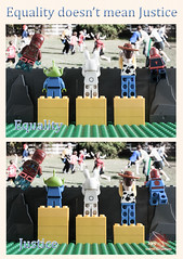 EqualityJustice (Joey Kwok Photography) Tags: justice lego fair share equality