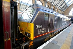 Queen's Messenger (ianwyliephoto) Tags: york pacific pullman a1 kingscross tornado steamengine steamtrain steamdreams 60163 67005 thecathedralsexpress queensmessenger
