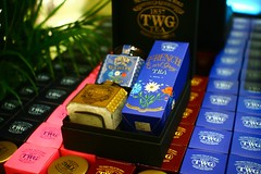 TEA (FORM 42) Tags: tea oolong twg tieguanyin