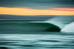 one for the road (laatideon) Tags: sea blur sunrise surf wave icm panned etcetc intentionalcameramovement laatideon deonlategan