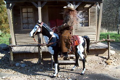 brown fringed chaps r (amyj67074) Tags: cowboy chaps 16scaleactionfigures