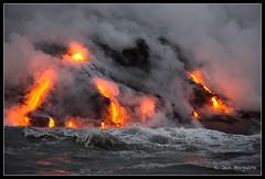 Kilauea Coast Entry 3422 (maguire33@verizon.net) Tags: volcano hawaii lava unitedstates pacific steam pacificocean bigisland hawaiivolcanoesnationalpark phoa canon5dmarkiii pāhoa canoneos24105f4lis