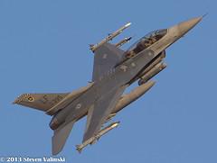 General Dynamics F-16 Fighting Falcon (azspyder) Tags: f16 viper lukeafb fightingfalcon f16d f16viper 308th emeraldknights 87395 870395