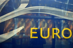 Euro Vite (dhcomet) Tags: london eurostar train stpancras station transport euro engine