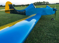 Evening Shoot (1 of 1)-9 (Belite Aircraft) Tags: skydock belite experimentalaircraft eaa ultralight elsa