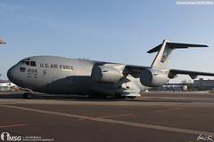 08-8198 (dabianco87) Tags: aircraft aeroplano aerei plane zrh zurich kloten boeing c17a unitedstatesairforce usaf 088195
