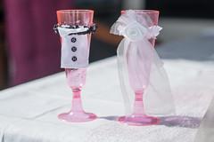 Braut und Brutigam (snooooooopppppyyyyy) Tags: wedding sekt sektglas pink anstosen glckwunsch glcklich freude hochzeit