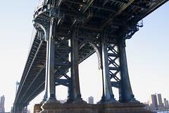 Underneath Manhattan Bridge (frankiefotocpa) Tags: bridge old rustic vintage manhattan newyork nyc newyorkcity beautiful capture colors sky nikon affinityphoto inspiring photography urban city digitalphotography nikonphotography travel
