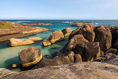 Elephant Rock (GreyStump) Tags: australia westernaustralia shore greystump scape seascape copyrightcolinpilliner outdoor landscape seaside coast sea beach rocks new water denmark elephantrock
