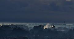 Morning light (Hunty NZ) Tags: chc morning light smog