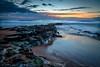 Warriewood Sunrise (Donovan's photos) Tags: warriewood beach sunrise rocks surf sand