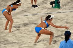 Beach Volley Rio 2016 Olympics Canada vs Italy (Jim Skea) Tags: rio2016 olympics olimpada copacabana voleidepraia beachvolley italy itlia canad
