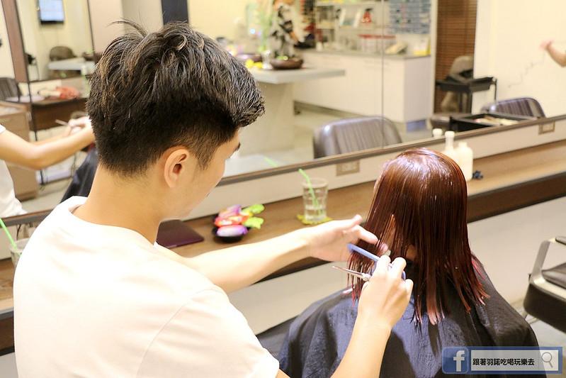 Narciss Hair捷運中山美髮沙龍059