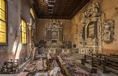 DSC_3949-HDR (Foto-Runner) Tags: urbex decay abandonn glise chiesa church