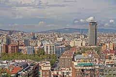 Tu Barcelona - mi Barcelona... (svet.llum) Tags: barcelona catalunya catalua ciudad arquitectura paisaje verano edificio