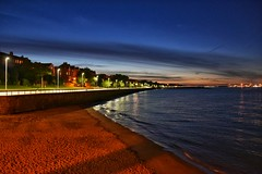Red sands on the River Mersey. UK (pdean1) Tags: seacombe red sand rivermersey nightphoto