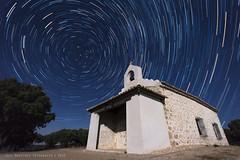 Cerro San Quilez (javimm74) Tags: circumpolar estrellas stars startrails fotografianocturna nightphotography night nikon d3100 sigma1020 valdeolivas cuenca perseidas