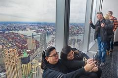 World Trade Center Selfies (juliekrugerart) Tags: trail girl julie kruger photography new york manhattan motion hustle bustle nikon d810 metropolitan museum brooklyn bridge grand central station taxis world trade center subway