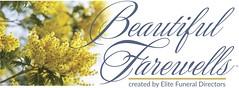 BF Logo  + Wattle (sydney.funeral.director) Tags: bf logo
