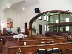 20150927 13 Cumberland Presbyterian Church, Lincoln, Illinois (davidwilson1949) Tags: lincoln illinois church presbyterianchurch