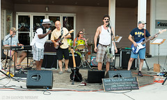 UnNamed today at Jackson Square in Oak Ridge, TN (Mr. Low Notes) Tags: canon 70d music singer performer rock blues motown rockabilly band performers outdoors oakridge jacksonsquare