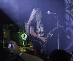 Nervosa live 8-19-2016pic8 (Artemortifica) Tags: brazil chicago mosh nervosa reggies reign suspended wrath brutal concert deathmetal event live metal music performance pit stage thrashmetal il