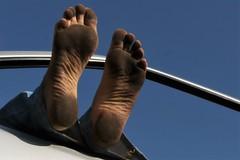 dirty city feet 328 (dirtyfeet6811) Tags: feet soles barefoot dirtyfeet dirtysoles blacksoles cityfeet